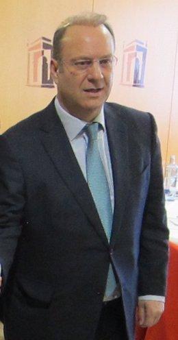 José Manuel Pérez Canal, presidente de la CEO y gerente de Aceites Abril