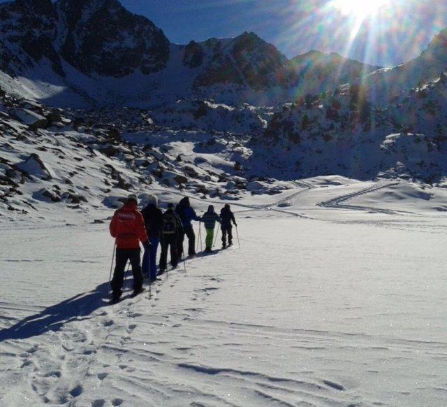 Cursos municipales de Esquí y Snow