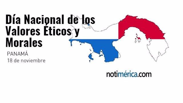 Día Nacional de los Valores Éticos y Morales en Panamá