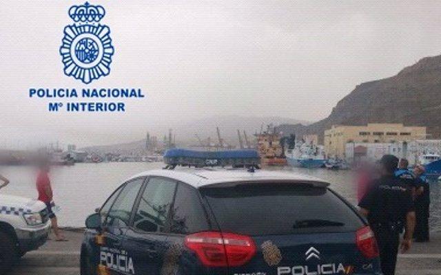 Detenidos nueve hombres reclamados por juzgados de Gran Canaria y Fuerteventura