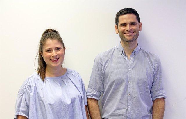 María y José María Sancho, de Open Therapi.