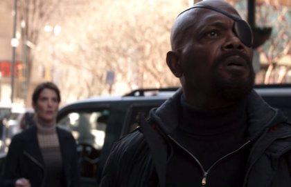 ¿Por qué Nick Furia espera al final de Infinity War para avisar a... SPOILER?