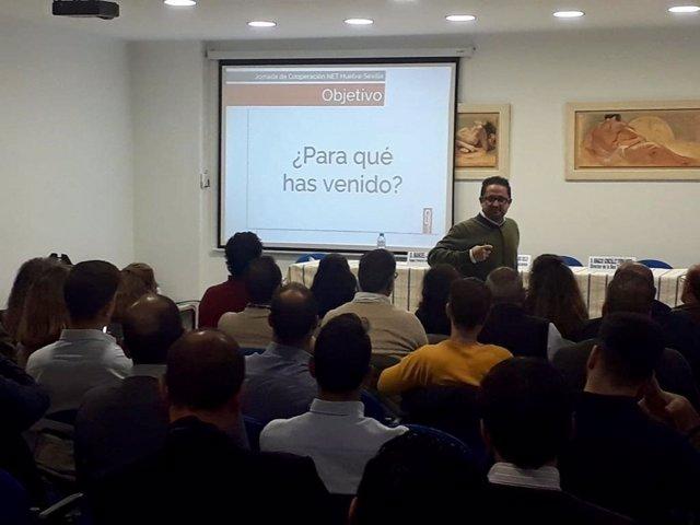 Actividad con empresas de Sevilla y Huelva de la Consejería de Conocimiento