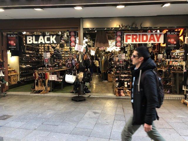 Descuentos por el Black Friday