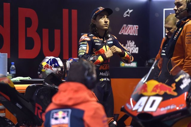 Can Oncu Red Bull KTM Ajo