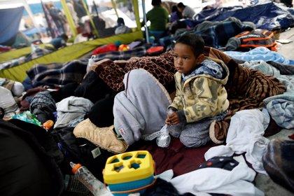 Un juez mexicano prohibirá deportar a los menores de edad que viajan en la caravana de migrantes