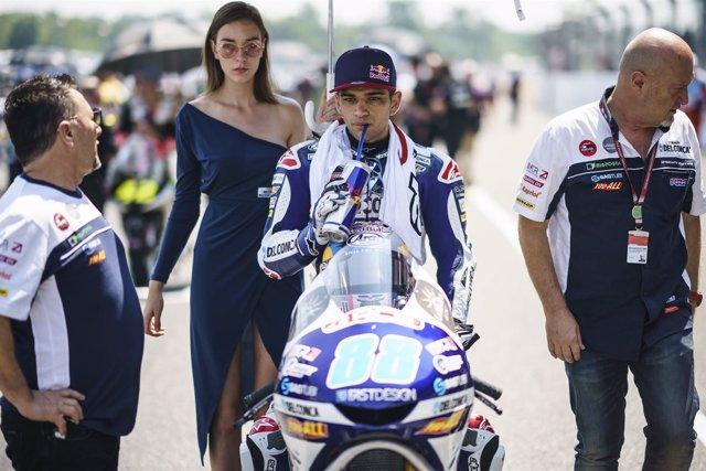 Jorge Martín Japón Moto3