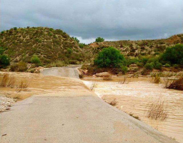 Riu Cèrvol a su paso por Vinaròs