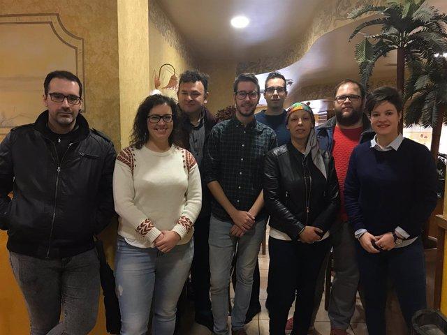 Encuentro de Juventudes Socialistas en Jaén