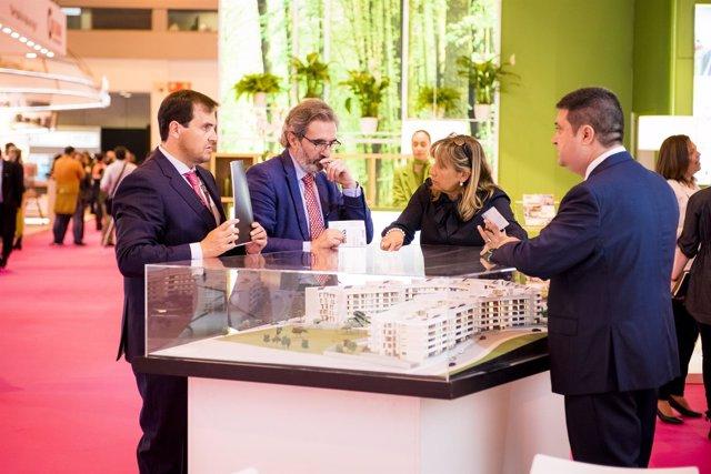 Sima Salón Inmobiliario Internacional de Madrid