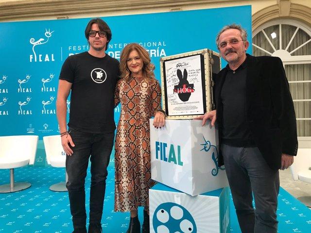La película 'Dhogs' es la primera de las proyecciones de 'Ópera Prima' en Fical.