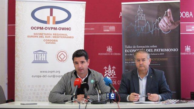 Presentación de la 18 Conferencia Regional Europa Sur y Mediterráneo de la OCPM