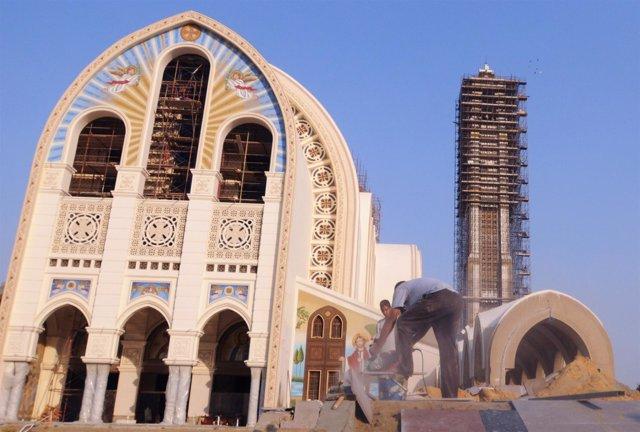 Catedral de San Marcos de El Cairo