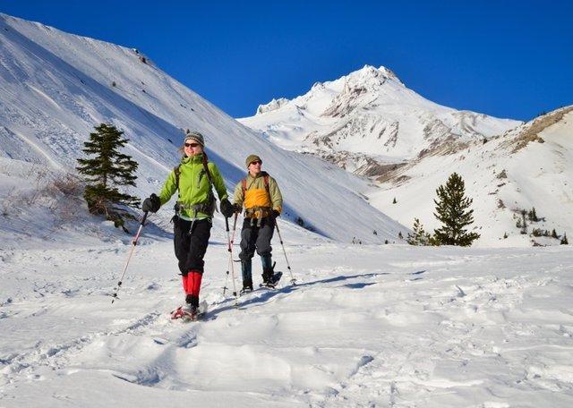 Deporte de montaña, nieve, invierno
