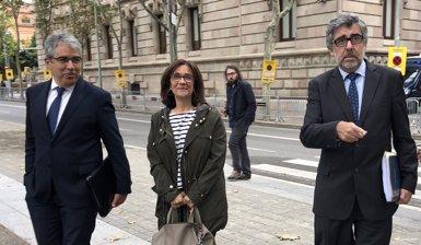 EL TSJC arxiva la causa contra Turull i la seva dona per cedir-li el patrimoni abans de l'1-O (Europa Press - Archivo)