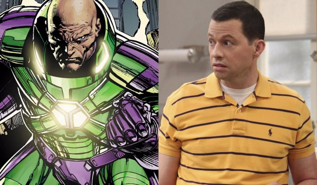 Jon Cryer será Lex Luthor