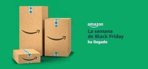 Semana de Black Friday en Amazon