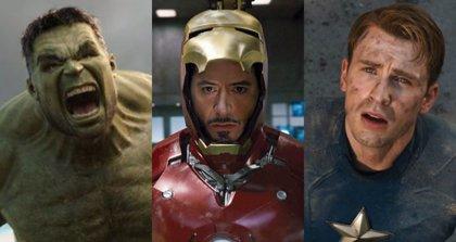 Timeline oficial de las películas Marvel