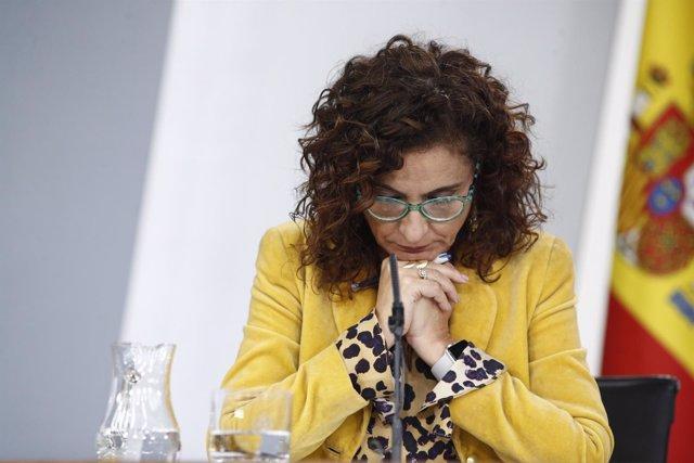 RUEDA DE PRENSA POSTERIOR AL CONSEJO DE MINISTROS EN EL QUE SE HA APROBADO QUE L