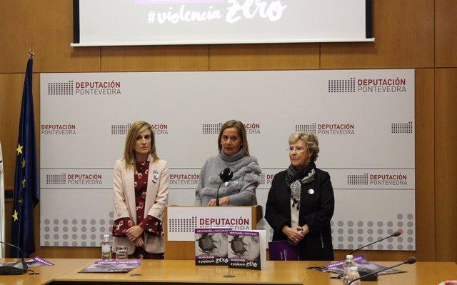 Carmela Silva critica que Ana Pastor y Andrea Levy, 'mujeres que no creen en la igualdad', se sumen a las campañas