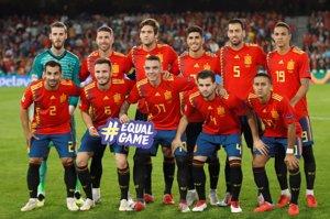 La selecció espanyola tanca un 2018 sense grans alegries i amb massa turbulències (ACTION IMAGES VIA REUTERS)