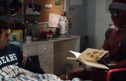 Tráiler de Once Upon a Deadpool: El regreso, navideño y edulcorado, del antihéroe de Ryan Reynolds