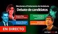DEBATE ELECCIONES ANDALUZAS 2018 | ASI TE HEMOS CONTADO EL DEBATE EN DIRECTO