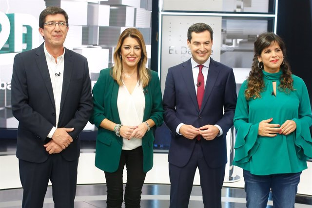 Debate en Canal Sur Televisión