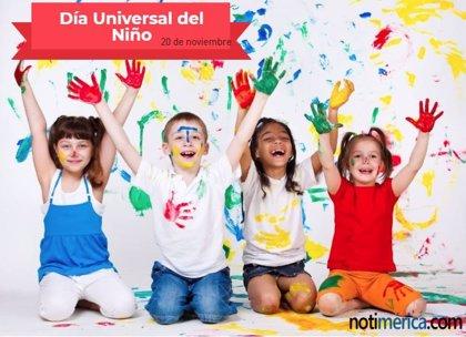 20 de noviembre: Día Universal del Niño, ¿por qué se conmemora hoy?