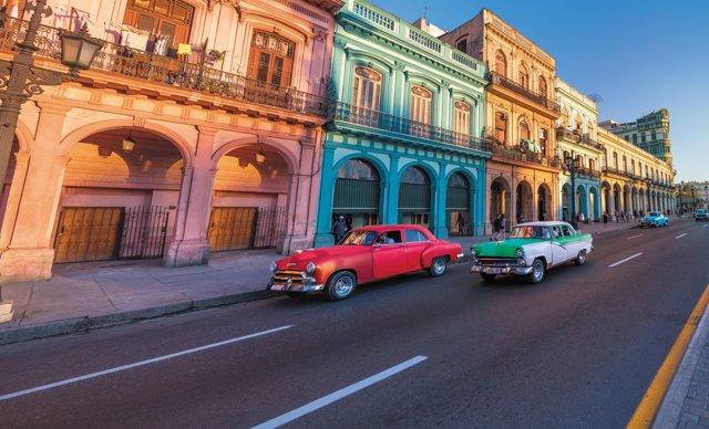 Imagen de la ciudad de La Habana