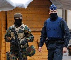 Un policia ferit després de ser atacat amb un ganivet per un home al centre de Brussel·les (REUTERS - Archivo)