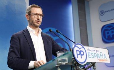 """El PP diu que no negociarà el CGPJ mentre continuï Delgado, """"la ministra més bruta políticament"""" (Marta Fernández Jara - Europa Press - Archivo)"""