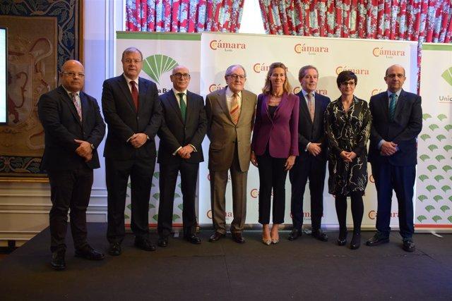 Entrega de los Premios a la Excelencia Exportadora.