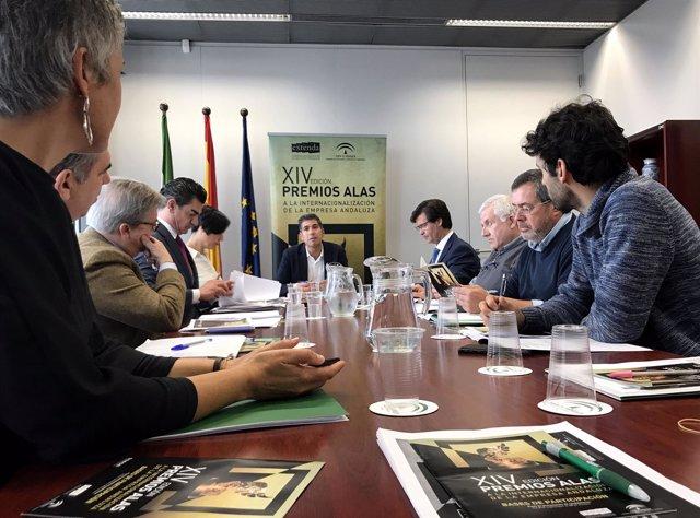 Finalistas por Sevilla a los Premios Alas