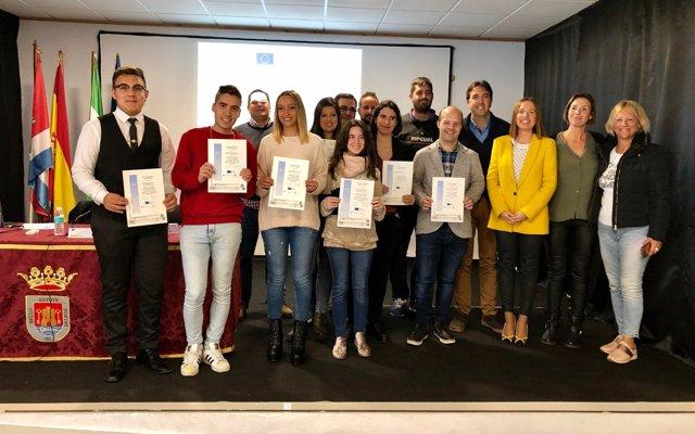 La Diputación de Cádiz culmina la acción formativa impartida en Tarifa en el marco del programa Dipujoven