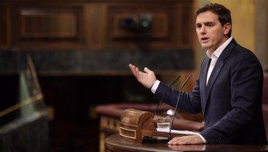 El Congrés, amb el vot del PSOE, rebutja pronunciar-se contra els indults als polítics independentistes (CIUDADANOS)