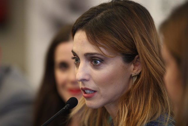 Leticia Dolera (archivo)
