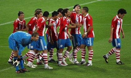 """Paraguay empata con Sudáfrica en el primer partido de la """"era Osorio"""""""