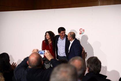 """Marín """"no se conforma con ganar al PP"""" y sale a ganar al PSOE y devolver Andalucía a los andaluces"""