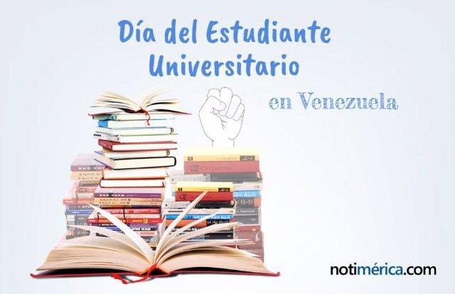 Día del Estudiante Universitario en Venezuela