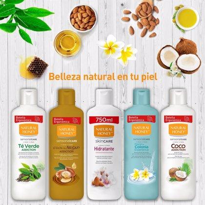 Devuelve la belleza natural a tu piel en cada ducha