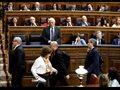 Borrell denuncia que un diputado de ERC le ha escupido en el Pleno del Congreso y el partido lo niega