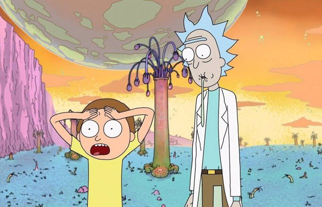 Ricky y Morty