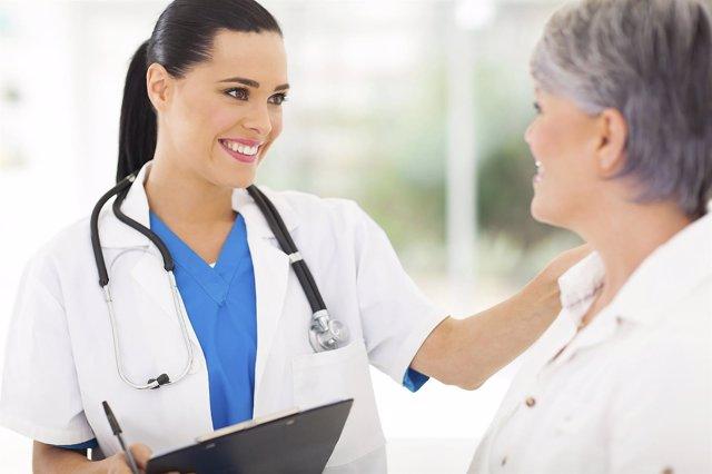 Imagen ilustrativa de un nuevo tratamiento para la menopausia
