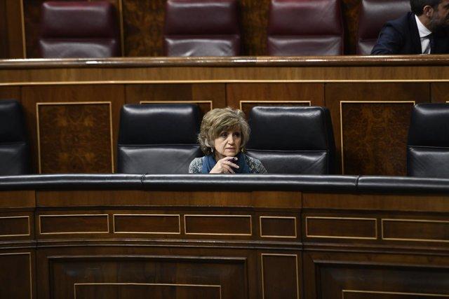 Pleno en el Congreso para considerar, entre otras medidas, el decreto ley contra