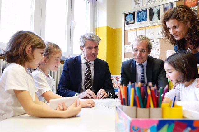 Programa trilingüe en la Comunidad de Madrid