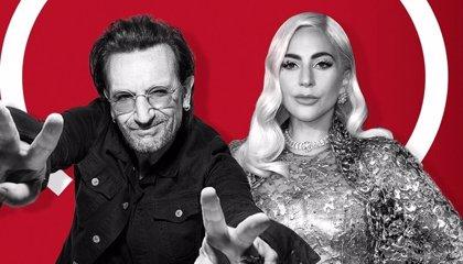 Bono y Lady Gaga quieren escribir una canción sobre ti