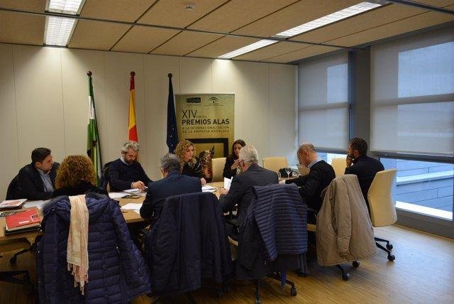 Jurado provincial de los premios Alas a la internacionalización