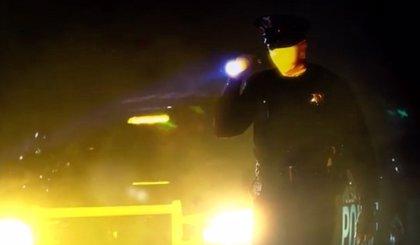 Watchmen: ¿Por qué los policías llevan máscaras amarillas?