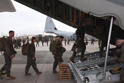 EEUU asegura que el despliegue de los soldados en la frontera con México costará 210 millones de dólares